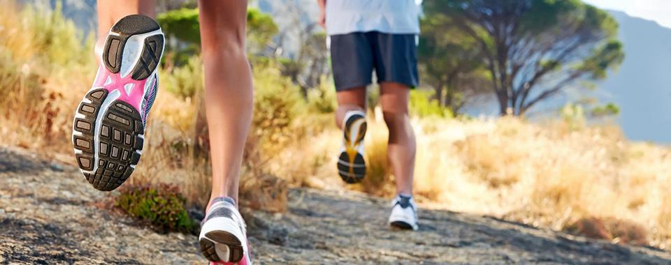 jogging-tramping